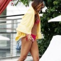 Ciara - bikini candids in miami - celebrity