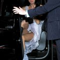 Katy perry - upskirt candids at the tempest premiere - celebrity