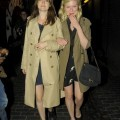 Kirsten dunst - upskirt candids at the box in london - celebrity