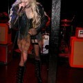 Taylor momsen performs at in-tune event in new york - celebrity