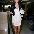Kate walsh - upskirt candids in los angeles - celebrity