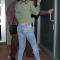 Rihanna - candids at emerson nightclub in hollywood - celebrity