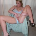 Hot and horny amateur blonde 3