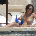 British actress anna friel topless on the beach