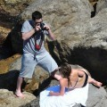 Hilary duff - bikini candids in capri - celebrity