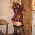 Hot blonde amateur babe 7