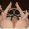 Prostitute bondage blowjob