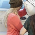 Ashley tisdale - candids in los angeles