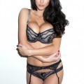 Alice goodwin - topless lingerie photoshoot - celebrity