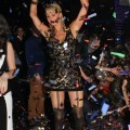 Paris hilton celebrates her 32nd birthday at peek nightclub