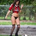 Claudia romani - leggy photoshoot candids in miami