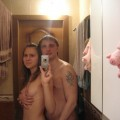 Horny amarteur teen couple 8