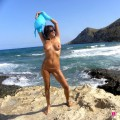 Nudist beach 16