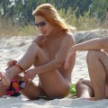 Nudist beach 14
