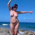 Nudist beach 36