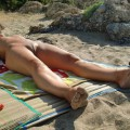 Nudist beach 69