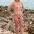 Nudist beach 73