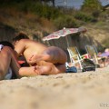 Nude girls on the beach - 329 - part 1