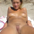 Lovely pussies on the beach - best of part 1