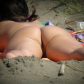Nude girls on the beach - 146 - part 2