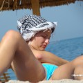 Topless girls on the beach - 119 - part 1