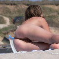 Nude girls on the beach - 191 - part 1