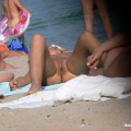 Nude girls on the beach - 369 - part 2