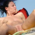 Nude girls on the beach - 291 - part 2