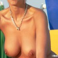 Topless girls on the beach - 056