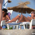 Topless girls on the beach - 012 - part 2