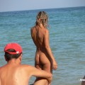 Nude girls on the beach - 107 - part 1