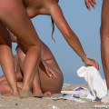 Nude girls on the beach - 299 - part 1