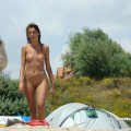 Nude girls on the beach - 390 - part 3