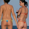 Topless girls on the beach - 260