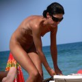 Nude girls on the beach - 112 - part 2