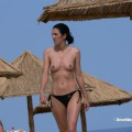 Topless girls on the beach - 064