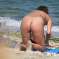 Nude girls on the beach - 221 - part 2