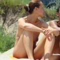 Nude girls on the beach - 199 - part 1