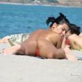 Topless girls on the beach - 135 - part 1