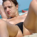 Topless girls on the beach - 241