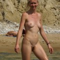 Nude girls on the beach - 359