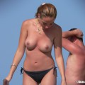 Topless girls on the beach - 283