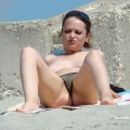 Topless girls on the beach - 136 - part 2