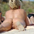 Nude girls on the beach - 179 - part 1