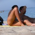 Nude girls on the beach - 355 - part 1