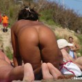 Nude girls on the beach - 184