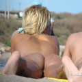 Nude girls on the beach - 093 - part 4