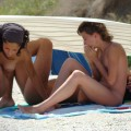 Nude girls on the beach - 130 - part 2