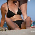 Topless girls on the beach - 263 - young tits