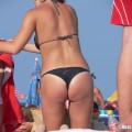 Topless girls on the beach - 214